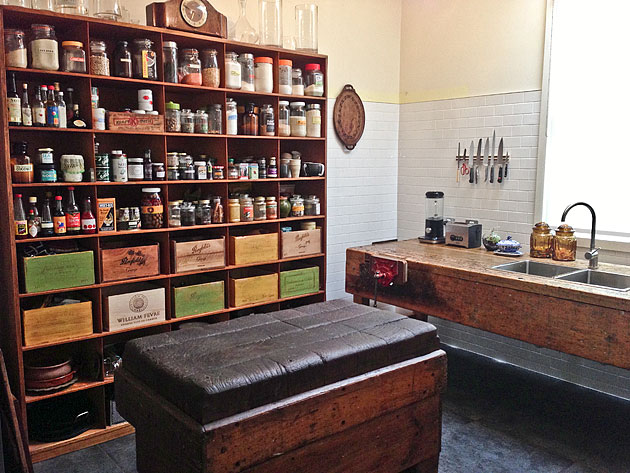 The Junk Map Upcycled Industrial Fittings In A Stylish Low Footprint Kitchen