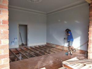 House deconstruction by Renovate Restore Recycle, Bendigo