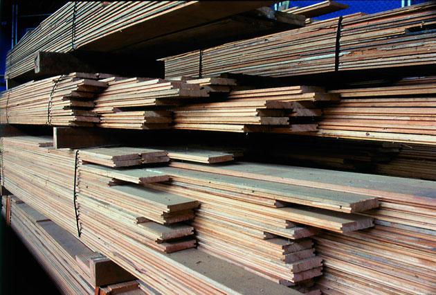 Recycled timber, Hughes Renovators Paradise