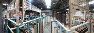 Secondhand timber fretwork, Hughes Renovators Paradise, Melbourne