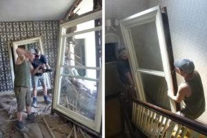 House deconstruction and salvage, Hughes Renovators Paradise, Melbourne