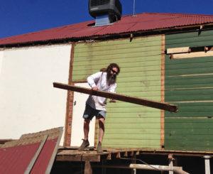 House deconstruction and salvage, Renovate Restore Recycle, Bendigo