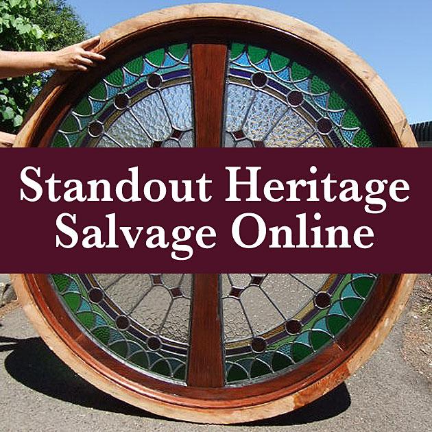Standout heritage salvage online