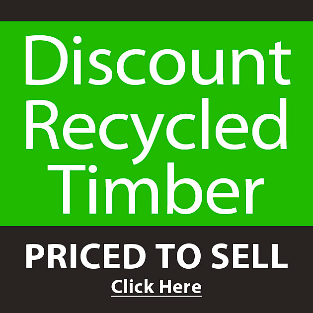 Recycled timber sales