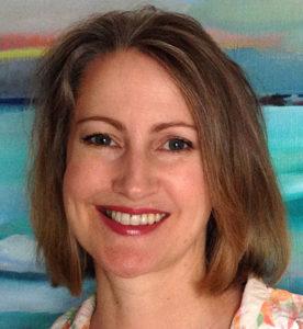Lara Knight, Editor of The Junk Map