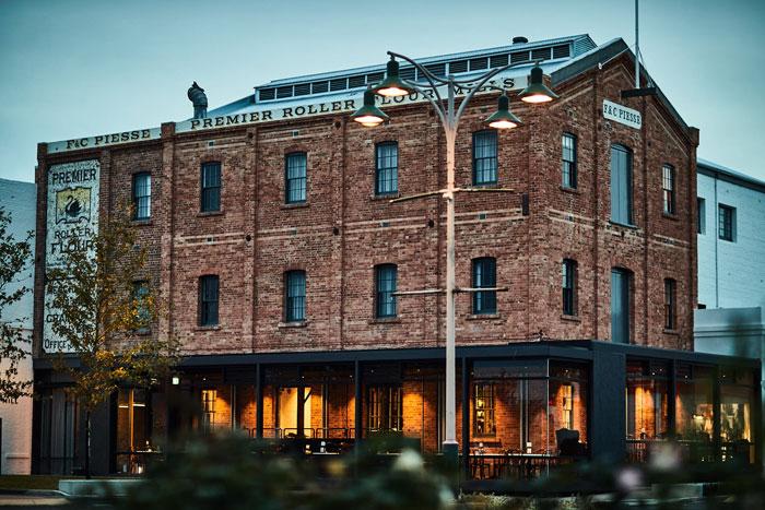 Premier Mill Hotel, Katanning, Western Australia.