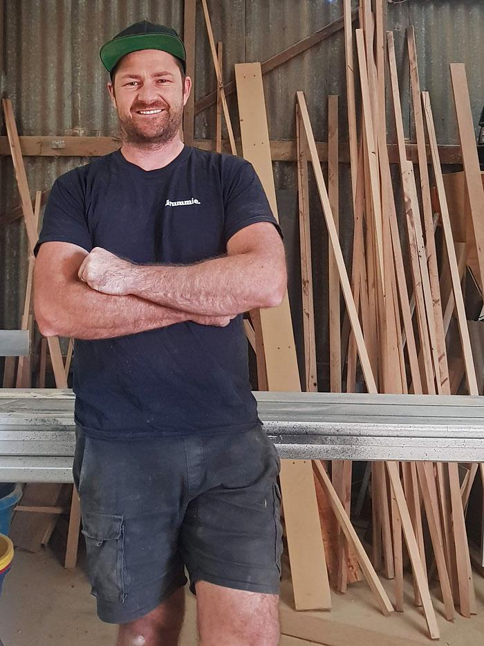 Matt Smart from Grummie Furniture