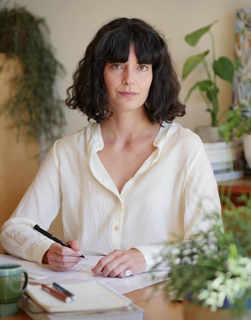 Kathrin Wheib, Interior Architect at Make Good Studio, Melbourne